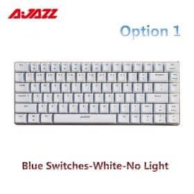 White - No Light