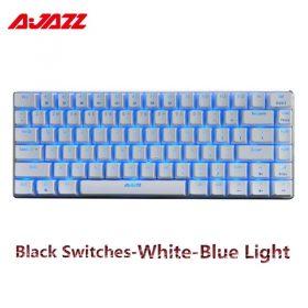 White - Blue Light