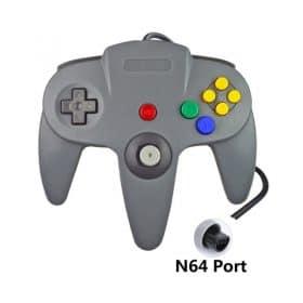 N64 Gray