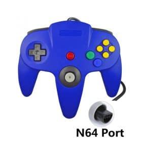 N64 Blue