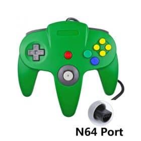 N64 Green