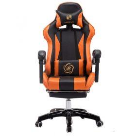 Orange footrest