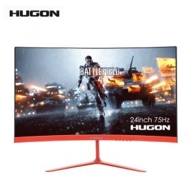 Curved screen 24inch