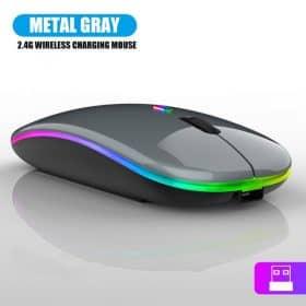 RGB Wireless gray